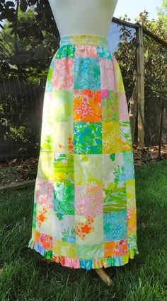 Hey, I found this really awesome Etsy listing at https://www.etsy.com/listing/189457498/vintage-70s-80s-lilly-skirt-lilly