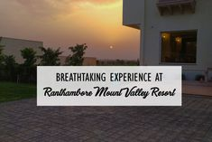 Breathtaking Experience At Ranthambore Mount Valley Resort Business Travel, Gem, National Parks, Journey, Adventure, How To Plan, Places, Gemstones, Fairy Tales