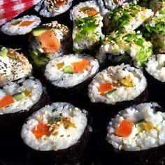 Sushi. Mmm