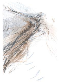 Runi Langum -  Ut Fine Art, Artwork, Lily, Kunst, Abstract, Work Of Art, Auguste Rodin Artwork, Artworks, Visual Arts