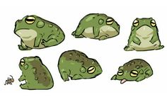57 ideas for cute animal art sketches design reference Cute Drawings, Animal Drawings, Vexx Art, Arte Indie, Frog Drawing, Frog Art, Cute Frogs, Funny Frogs, Dibujos Cute