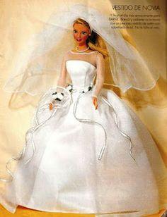2 barbie dress patterns