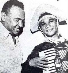 Em 1950, conheceu Luiz Gonzaga que o convidou a ir ao Rio de Janeiro, o que fez com 13 anos, em 1954, juntamente com seu pai e dois irmãos, todos músicos também. Ao se encontrar novamente com seu padrinho musical - Luiz Gonzaga, recebeu deste uma sanfona de presente e passou a tocar, fazer shows, participar das viagens e gravações de seus discos. Deste momento em diante passou a fazer parte da vida de Luiz Gonzaga, o rei do baião, chegando a ser conhecido como seu herdeiro musical.