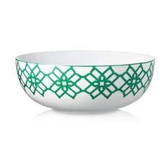 Green Truman Porcelain Small Bowl