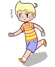 run lucas, run!