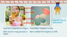 Igekötős igék 2. - Nyelvtan 3. osztály VIDEÓ - Kalauzoló - Online tanulás Lunch Box, Bento Box