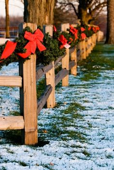 split rail fence dec