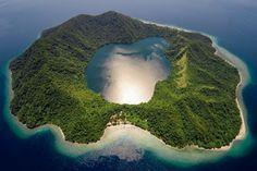 Satonda Island, West Nusa Tenggara, Indonesia