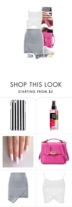 """""""Untitled #16"""" by cupcakelover229 ❤ liked on Polyvore featuring MICHAEL Michael Kors, Balenciaga, NIKE, Boohoo and Topshop"""