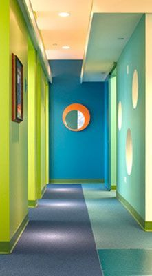 Pediatric Office Decor #9 - Dental Office Design Pinterest