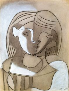 Pablo Picasso - Women's Head 1, 1926