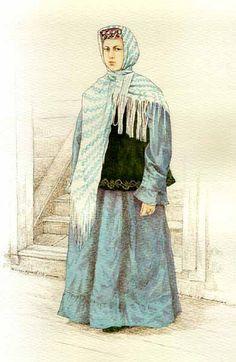 Tatar woman