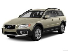 My new best friend!  Picking her up Friday morning. 2013 Volvo XC70 Wagon Seashell Metallic.