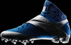 timeless design 63bb9 5c6b4 Calvin Johnson Nike CJ81 Elite TD cleats Football Gear, Football Players,  Calvin Johnson,