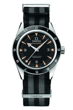La montre Omega Seamaster 300 Spectre de James Bond