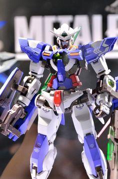 GUNDAM GUY Gundam Exia, Gundam 00, Gundam Toys, Gundam Model, Mobile Suit, Drones, Robots, Transformers, Airplane