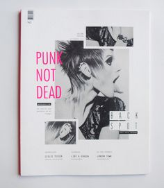 The collaging here is great.. 20 Smashing Editorial Design Pieces for Your InspirationGeometric Shapes