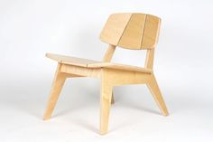 Picture of P9L - Lounge Chair made with CNC Router