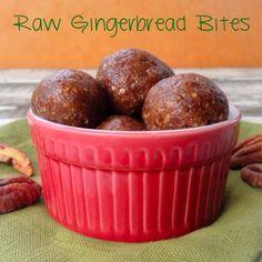 Raw Gingerbread Bites Recipe on Yummly
