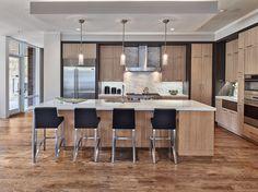 Kitchen| Modern Kitchen | Dallas Design Group | A Modern Marvel Christina Garcia