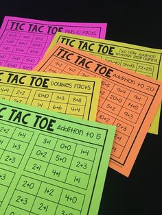 Looking for fun, hands-on, and easy to prep addition practice for your students? Let's Add!! This unit is packed with a variety of addition activities, games, and printables that can be used at any time of the year!