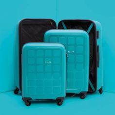 Tripp Luggage, Pink Luggage, Feel Good, Photo Shoot, Suitcase, Medium, Christmas, Travel, Photoshoot