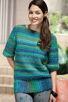 Ravelry: Xanadu Pullover pattern by Marly Bird Crochet Today!, Jan/Feb 2012