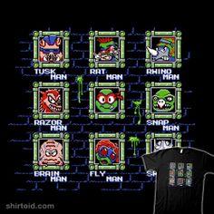 Mega Turtles 3