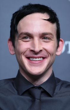 Robin Lord Taylor attends the press conference for 'Gotham' at The Ritz-Carlton Tokyo on June 11, 2015 in Tokyo, Japan. (Photo by Jun Sato/WireImage)