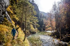 klausgraben-salzatal-8166 Landscapes, Events, River, Mountains, Nature, Outdoor, Photos, Seasons Of The Year, Scenery