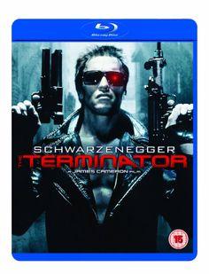 The Terminator [Blu-ray] [1984] [Region Free]