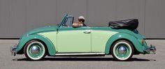 Convertible, Vw Beetles, Pastel Colors, Norway, Van, Vroom Vroom, History, Favorite Things, Facebook