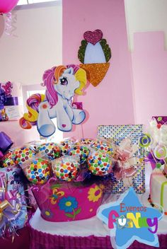 My Little Pony Birthday Party Ideas | Photo 2 of 9 | Catch My Party