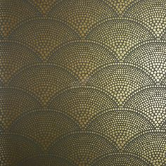 Cole and Son Wallpaper Frontier Feather Fan 89-4018