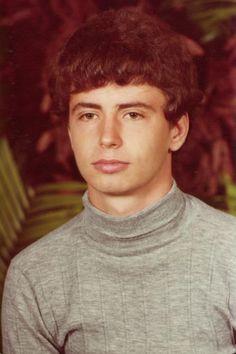 young Daniel Johnston