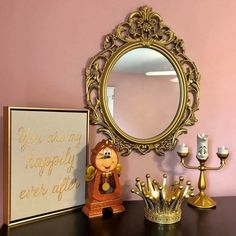 Beauty and the beast decor disney home, disney diy, disney dream, beauty . Disney Themed Nursery, Baby Girl Nursery Themes, Disney Baby Nurseries, Babies Nursery, Beauty And The Beast Bedroom, Disney Beauty And The Beast, Princess Nursery, Princess Room, Casa Disney