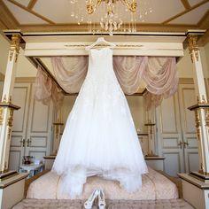 Gown, Pronovias Alcanar (Vakko Wedding)