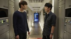 """Time-Traveling Thriller A.,"""" Featuring Jung Jae Young and Choi Daniel, Coming Soon to LA Choi Daniel, Sci Fi Thriller, Video Channel, Coming Soon, Korean Actors, Time Travel, First Time, Traveling, Cinema"""