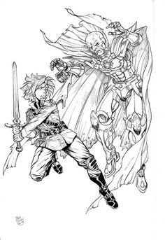Vikings, Comics, Character, Art, The Vikings, Art Background, Kunst, Comic Book, Gcse Art