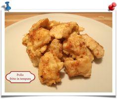 Imparare l'Arte della Cucina Quotidiana: Tempura di pollo