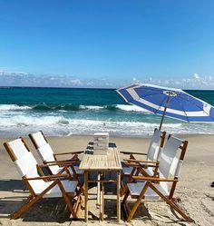 A beautiful luxury beach hotel with white sandy beach access Palm Beach Resort, Seaside Resort, Resort Spa, Beach Hotels, Beach Resorts, Downtown Delray, Delray Beach, Outdoor Furniture Sets, Outdoor Decor