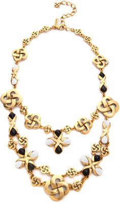 Love this: Mosaico Necklace @Lyst
