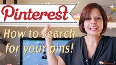 Search for Your Pinterest Pins