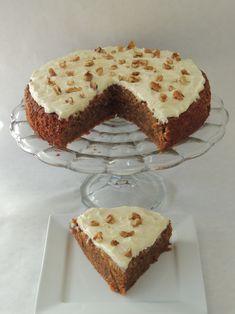 Mrkvový koláč by Jamie Oliver