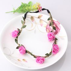Now Available Limited Time Offer!  Beautiful Rose Fl... GET IT NOW>>http://www.foreverpassion.us/products/beautiful-rose-flowers-headband?utm_campaign=social_autopilot&utm_source=pin&utm_medium=pin