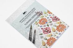 ACB_Turkish-Arabian Pattern Colouring Book