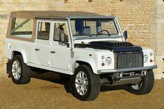 Land Rover Defender Icon 130 Falcon Soft Top