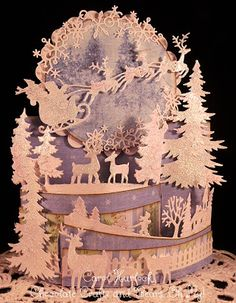 CottageBLOG: WinterWonderland Card