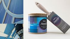 Memoriful Colors // Disneyland House Paints on AIGA Member Gallery