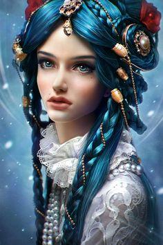 Jate by Daria Ridel | Illustration | 2D | CGSociety